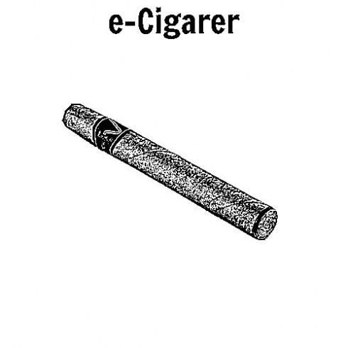 e-cigar e-cigarer