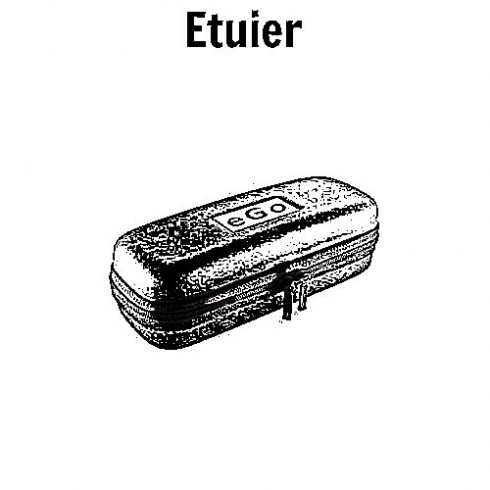 e-cigaret etuier